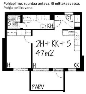 Helsinki, Jollas, Puuskarinne 1 F 037