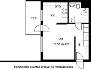 Helsinki, Katajanokka, Matruusinkatu 2 C 031