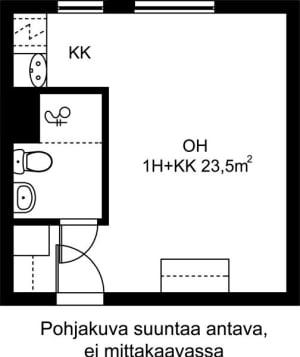 Helsinki, Kurkimäki, Kurkimäentie 1 E 033b