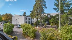Helsinki, Kurkimäki, Kurkimäentie 1
