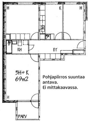 Helsinki, Lauttasaari, Lauttasaarentie 19 A 009