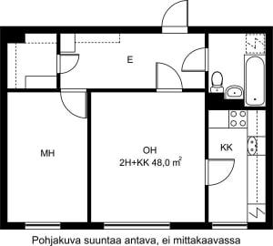 Helsinki, Oulunkylä, Maapadontie 3 F 048