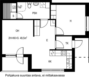 Helsinki, Sörnäinen, Lintulahdenaukio 8 as. 001