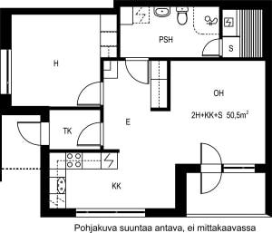 Helsinki, Sörnäinen, Lintulahdenaukio 8 as. 002