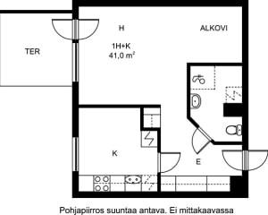 Helsinki, Vuosaari, Harustie 5 A 001