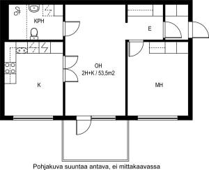 Kirkkonummi, Finnsbacka, Lukkarinmäki 1 D C 020