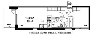 Oulu, Keskusta, Tervaraitti 2 A 031