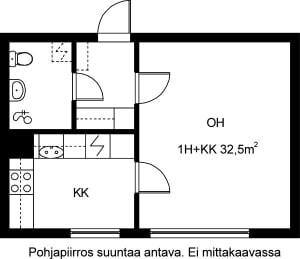 Vantaa, Hakunila, Hiirakkotie 4 A 005
