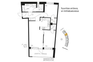 Vantaa, Keimolanmäki, Leksankuja 3 C 058