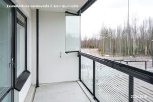 Vantaa, Keimolanmäki, Leksankuja 3 A 007
