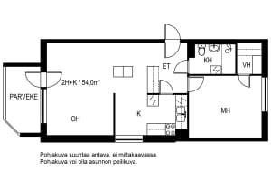Vantaa, Länsimäki, Tykkikuja 7 C 025