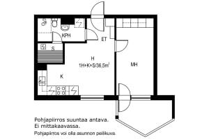 Vantaa, Pakkala, Käräjäkuja 2 B 029