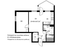 Vantaa, Pakkala, Käräjäkuja 2 C 072