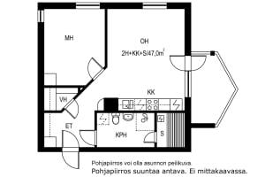 Vantaa, Pakkala, Käräjäkuja 2 B 023