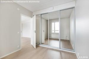 Vantaa, Rajakylä, Sompakuja 2-4 A 010