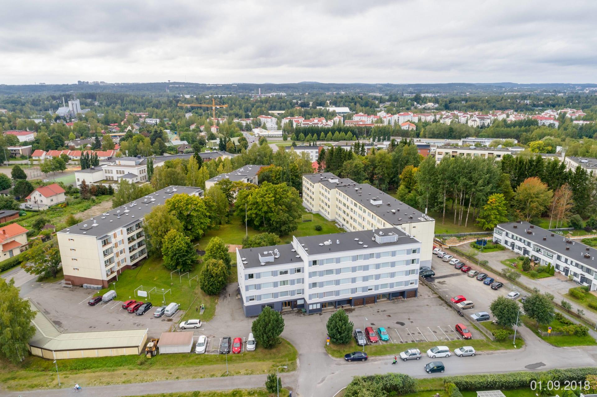Tampere Väkiluku