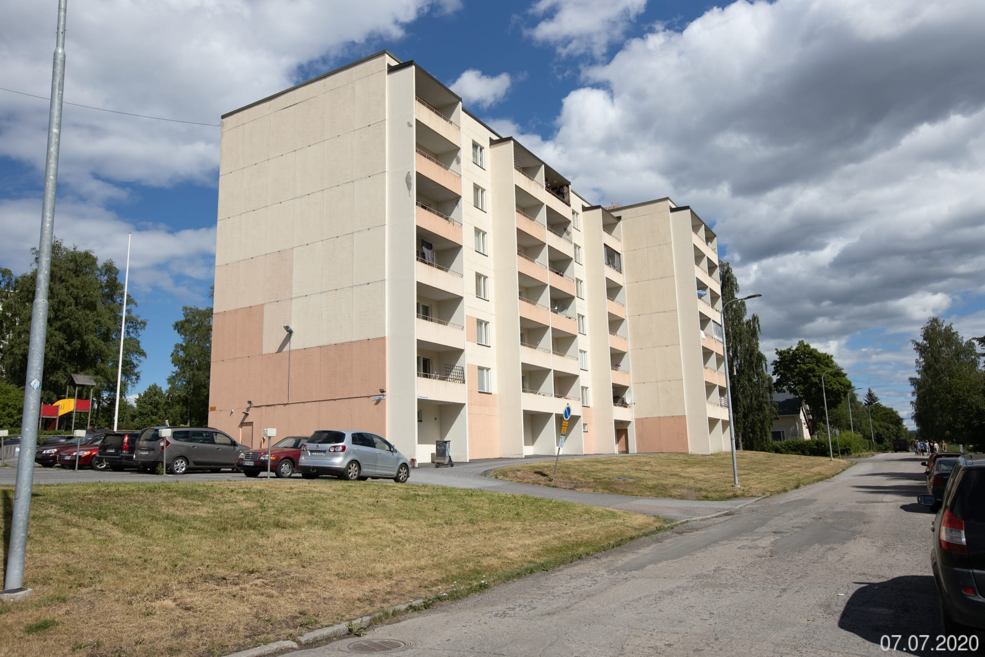 Perkiönkatu Tampere