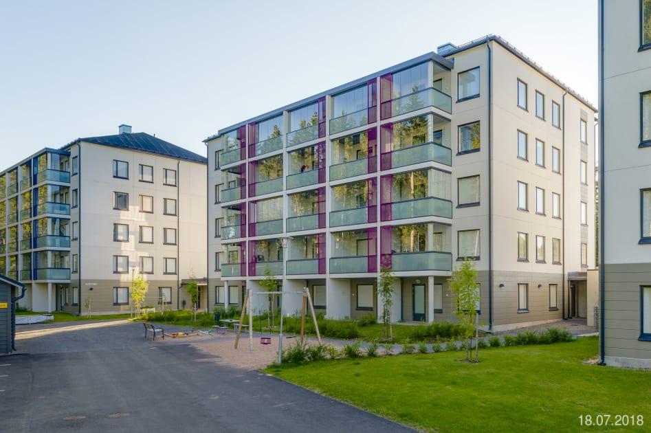 Lyhytaikainen Vuokra-Asunto Tampere