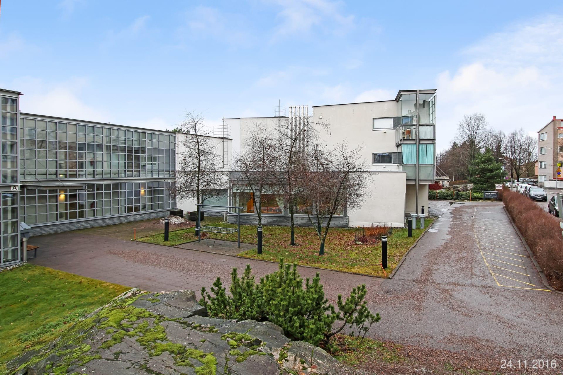 Omistusasunto Senioritalo Helsinki