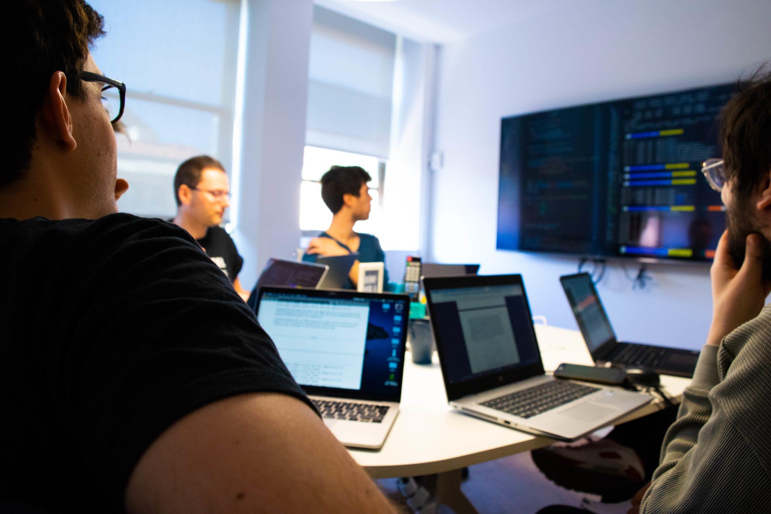 aprendiendo inteligencia artificial en comunidad