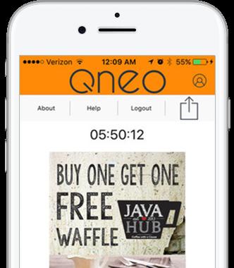 Qneo – Coupon App