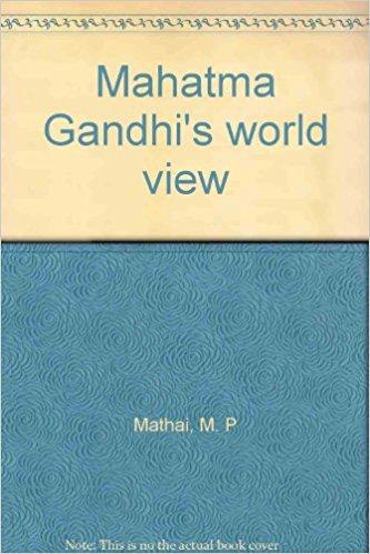 Mahatma Gandhi's World-View