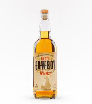 Griff's Cowboy Whiskey