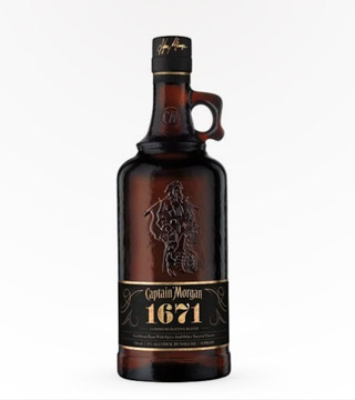 Captain Morgan 1671