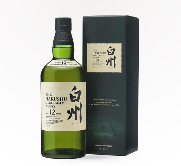 The Hakushu 12 Year