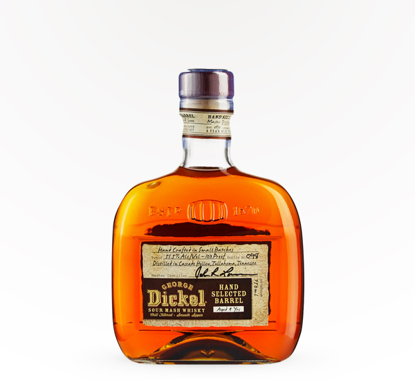 George Dickel Hand Selected
