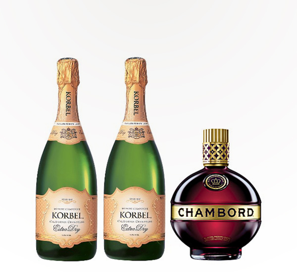 Chambord Kir Royale