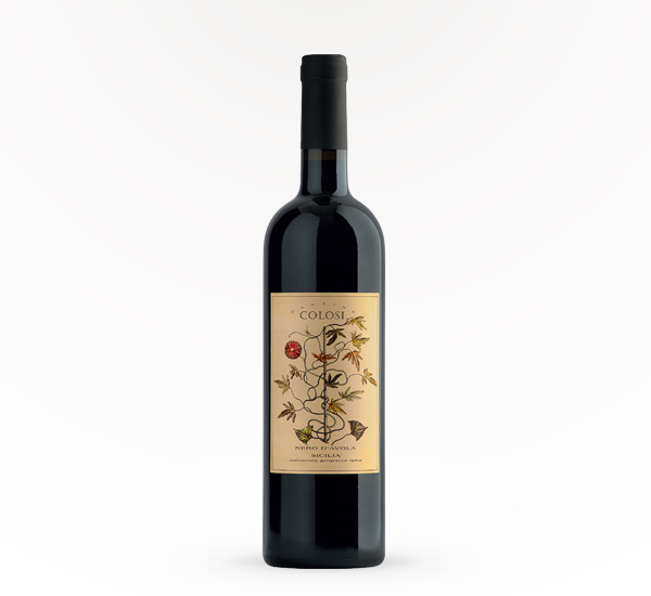 COLOSI – NERO D'AVOLA