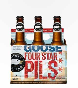 Goose Island 4 Star