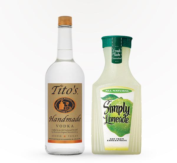 Tito's Limeade