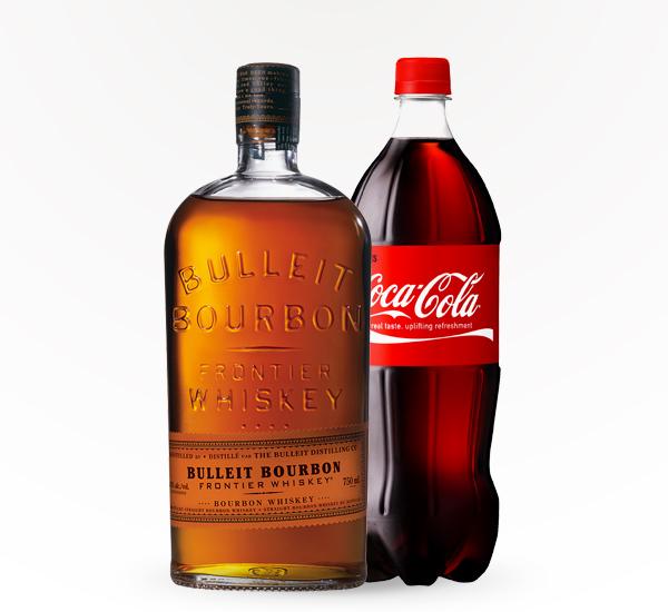 Bulleit & Coke