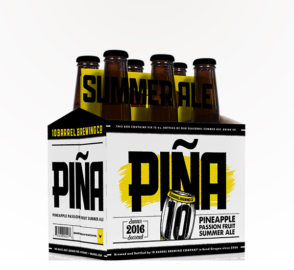 10 Barrel Piña