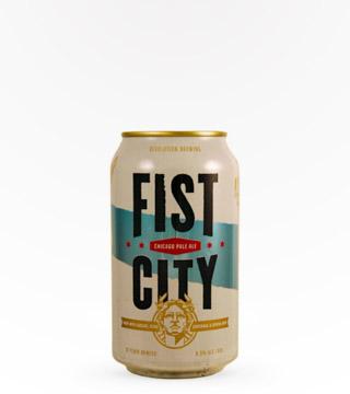 Revolution Fist City