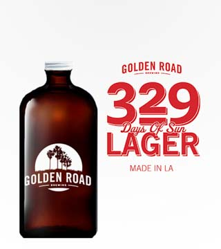 329 Lager Growler