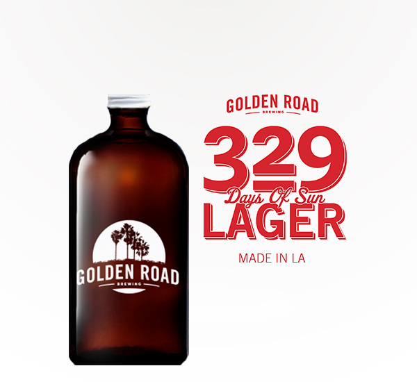 329 Lager Growler
