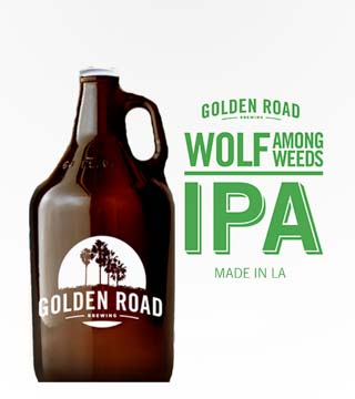 Wolf Among Weeds Growler