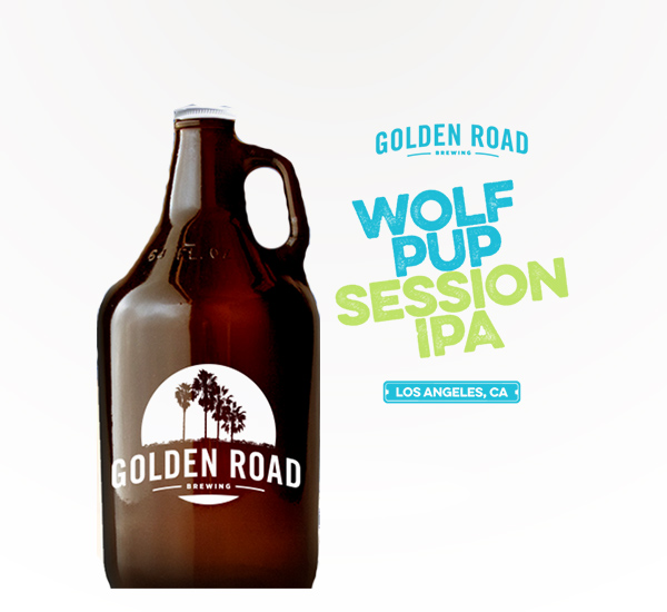 Wolf Pup Growler