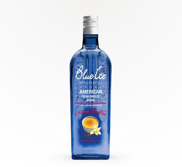 Blue Ice Créme Brulée