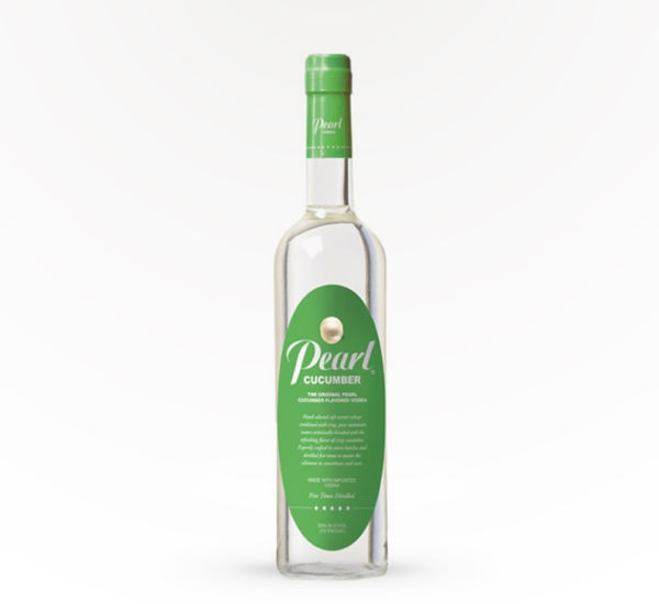Pearl Cucumber Vodka