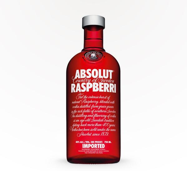 Absolut Raspberri