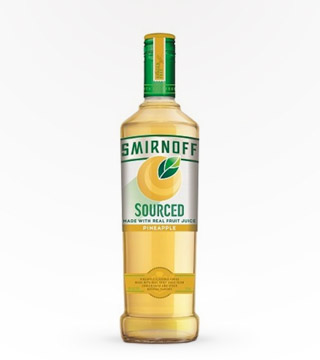 Smirnoff Sourced Pineapple