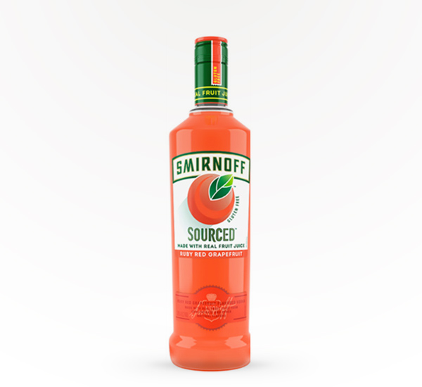 Smirnoff Sourced Ruby Red