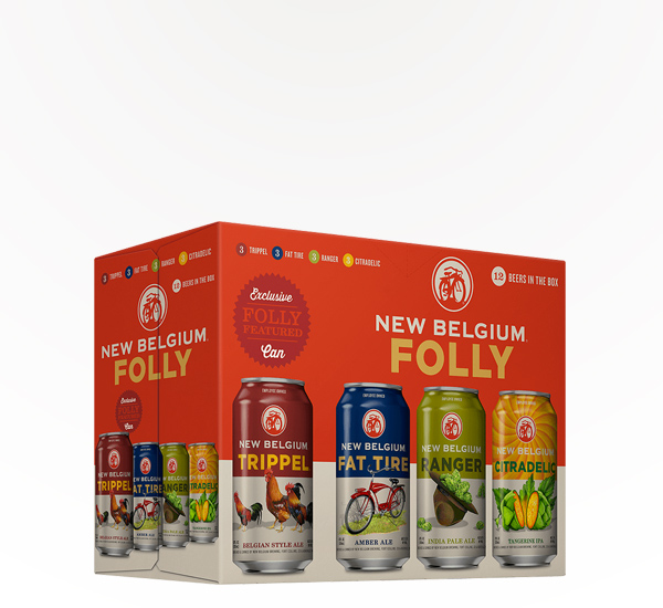 New Belgium Folly Pack
