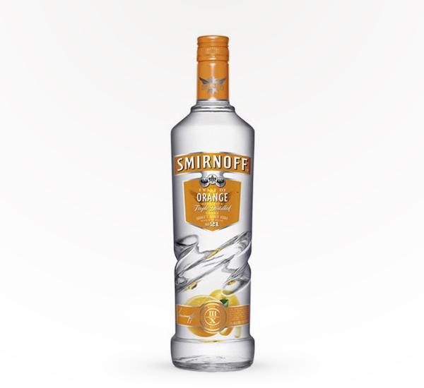 Smirnoff Orange Twist