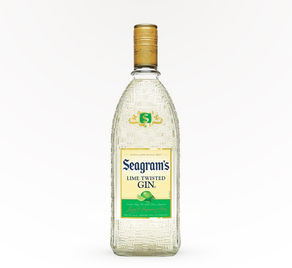 Seagram's Twisted Lime