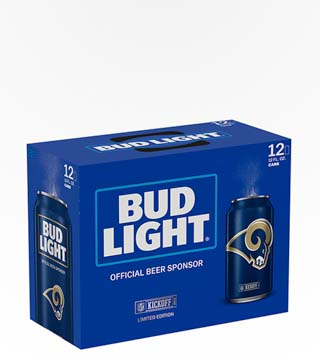 Bud Light Team Cans